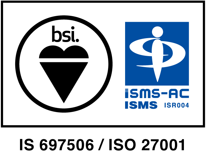 ISMS認証「ISO/IEC 27001:2013」